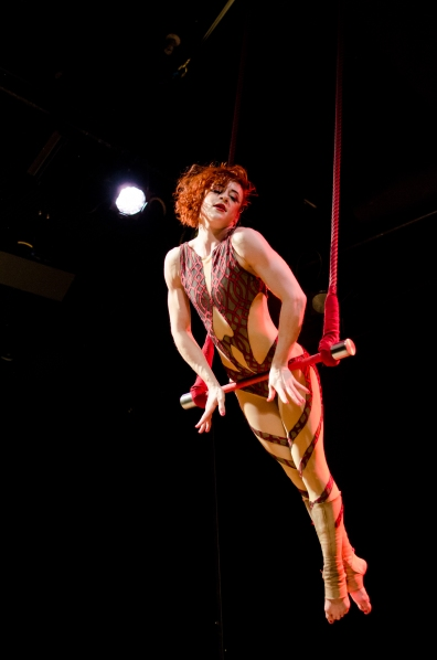 Misfit Cabaret - October 2015 - Photo by Danny Does Pix